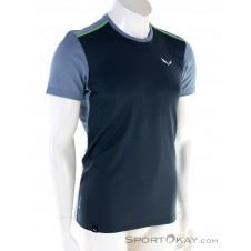 Salewa Sporty B 4 Dryton Herren T-Shirt-Grau-M