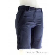 Jack Wolfskin Activate Track Short Damen Outdoorhose-Blau-40