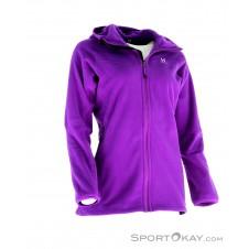 Haglöfs Isogon II Q Hood Damen Outdoorsweater-Lila-XS