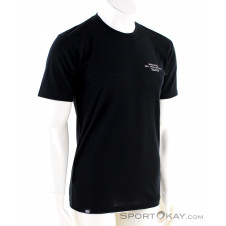 Mons Royale Icon Herren T-Shirt-Schwarz-M