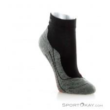 Falke RU 4 Short WMN Damen Socken-Schwarz-39-40