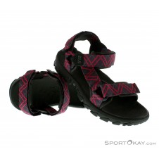 Jack Wolfskin Seven Seas Sandal Damen Freizeitsandalen-Rot-4