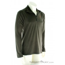 Fjällräven Pine Half Zip Herren Outdoorsweater-Grau-S