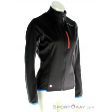 Shimano Windstopper Soft Shell Damen Bikejacke-Schwarz-S