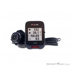 Polar M460 GPS-Bikecomputer + OH1 Pulsmesser-Schwarz-One Size