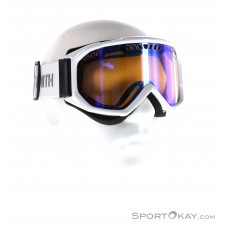 Smith Scope Skibrille-Weiss-One Size