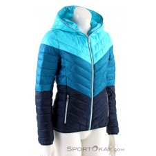 Sun Valley Amery Damen Outdoorjacke-Blau-M