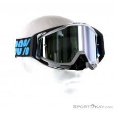 100% Racecraft Plus Downhillbrille-Blau-One Size