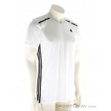 adidas Cool 365 Herren Fitnessshirt-Weiss-S