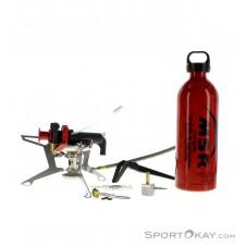 MSR WhisperLite Universal Mehrstoffkocher-Rot-One Size