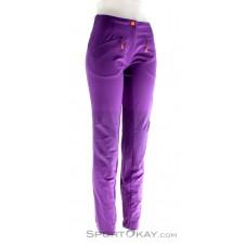 Mammut Eisfeld Light SO Pants Damen Outdoorhose-Lila-34