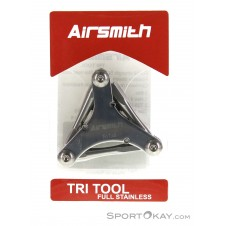 Airsmith Tri Tool Multitool-Grau-One Size