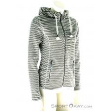 Icepeak Lunette FZ Hoodie Damen Freizeitsweater-Weiss-40