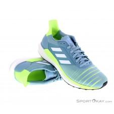 adidas Solar Glide Damen Laufschuhe-Mehrfarbig-5