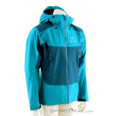 Arcteryx Beta SL Hybrid Jacket Herren Outdoorjacke Gore-Tex-Türkis-S