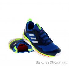 adidas Terrex Agravic XT Herren Traillaufschuhe-Blau-8