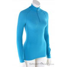 Löffler Zip-Sweater Transtex Hybrid Damen Sweater