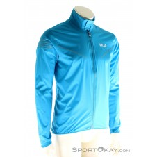Salomon S/Lab Light Jacket Herren Laufjacke-Blau-S