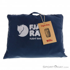 Fjällräven Flight Bag 70-85l Regenhülle-Blau-One Size