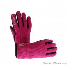 Spyder Core Sweater Glove Conduct Handschuhe-Lila-XS