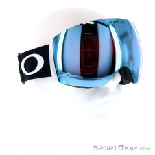 Oakley Flight Deck Prizm Skibrille-Blau-One Size