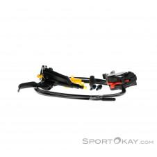 Shimano BL-MT501/BR-MT520 4 Kolben Scheibenbremse hinten-Schwarz-One Size