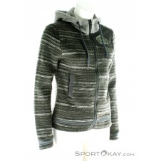 E9 Laga Damen Outdoorsweater-Grau-XL