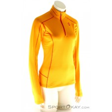 Scott Defined Light Pullover Damen Tourensweater-Gelb-L