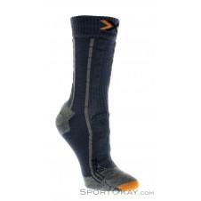 X-Bionic Trekking Merino Isolator Socken-Grau-39-41