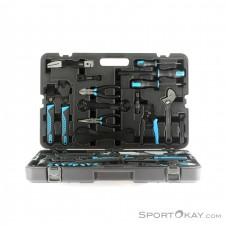 PRO Profi Werkzeugkoffer-Schwarz-One Size