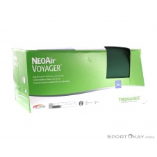 Therm-a-Rest NeoAir Voyager Large Isomatte-Grün-One Size