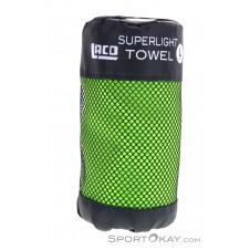 LACD Superlight Towel Microfiber L Microfaserhandtuch-Grün-L