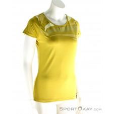 Chillaz Gandia Wave Shirt Damen T-Shirt-Gelb-34