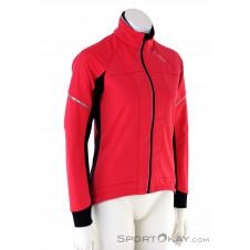 Löffler Siena WS Warm Damen Bikejacke-Pink-Rosa-36
