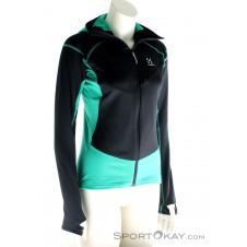 Haglöfs Touring Hood Damen Tourensweater-Schwarz-M