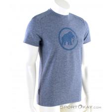 Mammut Trovat Herren T-Shirt-Grau-S