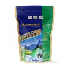 Holmenkol Textile Wash Natural Capsules 30 Stk. Waschmittel-Blau-One Size
