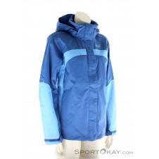 Jack Wolfskin Topaz II Jacket Damen Outdoorjacke-Blau-XS