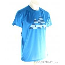 Vaude Tekoa Shirt Herren T-Shirt-Blau-S