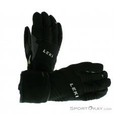 Leki Tour Plus V Handschuhe-Schwarz-7