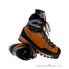 Scarpa Mont Blanc Pro GTX Herren Bergschuhe Gore-Tex-Orange-42