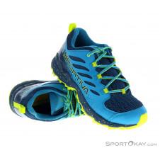 La Sportiva JYNX Mountain Running Kinder Wanderschuhe-Blau-40