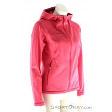 Mammut Runbold ML Hooded Jacket Damen Outdoorsweater-Pink-Rosa-XS