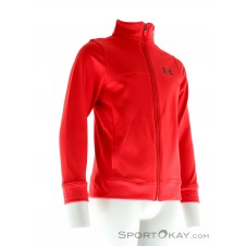 Under Armour Pennant Warm Up Jacket Jungen Trainingsjacke-Rot-XS
