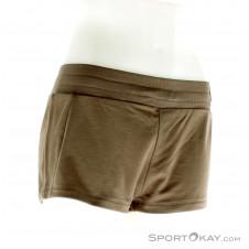 Super Natural Tempo Short Damen Fitnessshort-Braun-XL