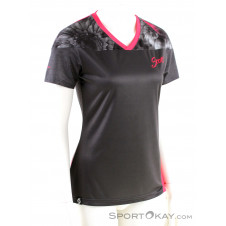 Scott Trail Flow S/SL Damen Bikeshirt-Grau-M