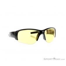 Julbo Dust Schwarz/Schwarz Zebra Herren Sonnenbrille-Schwarz-One Size