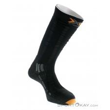 X-Bionic Trekking Merino Light Long Socken-Schwarz-35-38