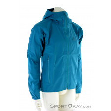 Salomon Outline 360 3L Herren Outdoorjacke-Blau-S