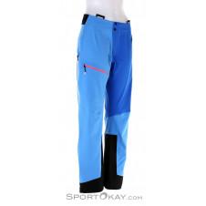 Ortovox 3L Ortler Pants Damen Tourenhose-Blau-S